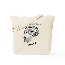 PRJB Phrenology Head Tote Bag