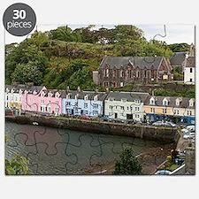 Portree, Isle of Skye, Scotland Puzzle