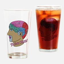 Cute Billie hawkins Drinking Glass