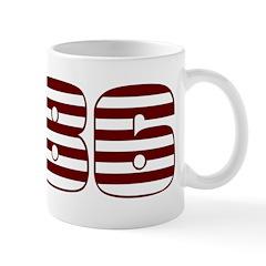 1986, 21st Mug