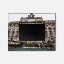Rome_18.8x12.6_TreviFountain Picture Frame