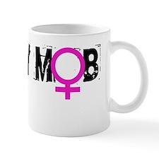 unruly mob Mug