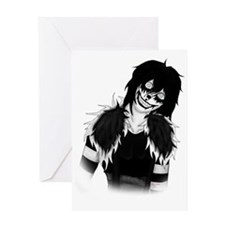 LJ 2 Greeting Card