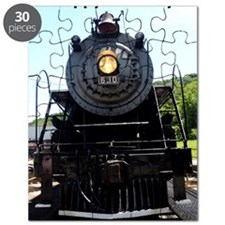 Train Engine Happy Birthday Puzzle