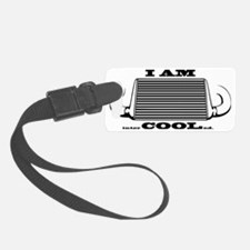 I am intercooled Luggage Tag