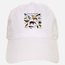 Costa Rica Animals Baseball Baseball Cap