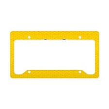 Happy Tag License Plate Holder