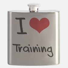 I love Training Flask