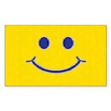 Happy Smile Decal