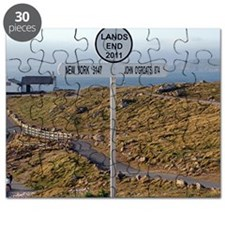 Lands End, Cornwall, England, UK 2 Puzzle