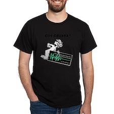 got ghosts? light items T-Shirt