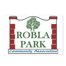 Robla Park Pocket Image Postcards (Package of 8)