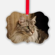 Norwegian Forest Cat Ornament
