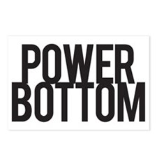 Power Bottom Postcards (Package of 8)