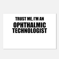 Trust Me, Im An Ophthalmic Technologist Postcards