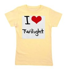 I love Twilight Girl's Tee