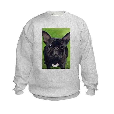French Bully Kids Sweatshirt