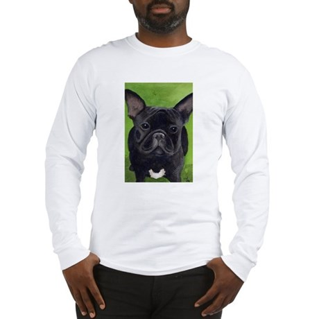 French Bully Long Sleeve T-Shirt
