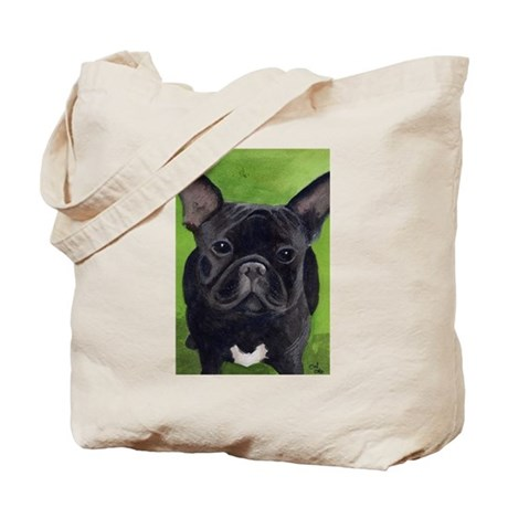 French Bully Tote Bag