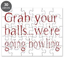 Grab you balls Puzzle