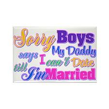 sorryboys Rectangle Magnet