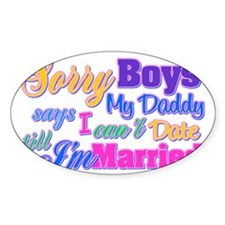 sorryboys Decal
