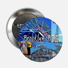 "bklyn baby 1 2.25"" Button"
