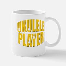 ukulele uke player Mugs