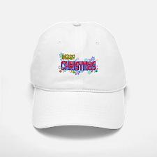 Merry Christmas Loudly Baseball Baseball Baseball Cap