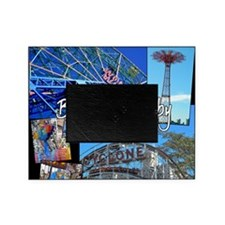 Coney Island Bklyn Baby Picture Frame