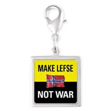 Make Lefse... Not War Charm