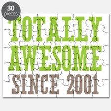 Totally Awesome Since 2001 Puzzle