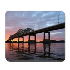 Clinton Bridge Mousepad