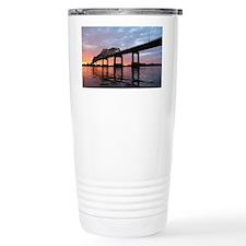 Clinton Bridge Travel Mug