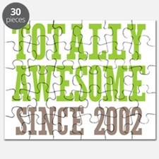 Totally Awesome Since 2002 Puzzle
