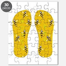 Honey Bee Flops Puzzle