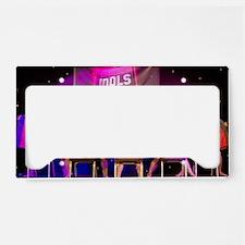DREAM IDOLS - GEEK CHIC License Plate Holder