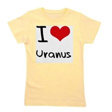 I love Uranus Girl's Tee