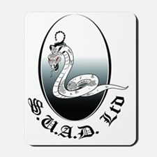 SUAD Logo Mousepad