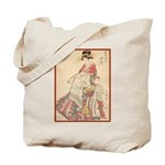 Japanese print  Tote Bag