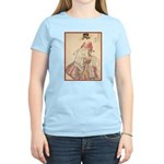 Japanese print  Women's Light T-Shirt