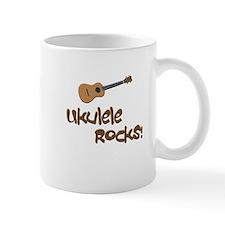 ukulele uke funny ukele design Mugs