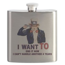 I can't handle another 4 years Flask