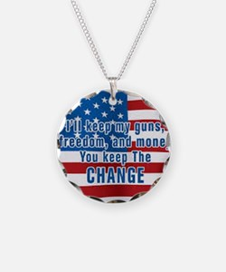 KEEP THE CHANGE Necklace