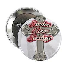 """Savior Over Society 2.25"""" Button"""