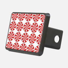 Peppermint Pattern Hitch Cover