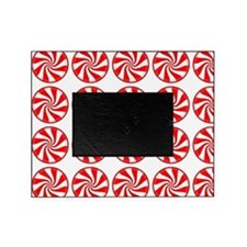 Peppermint Pattern Picture Frame