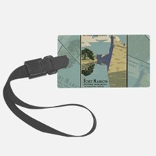St. Augustine Spanish Fort Mario Luggage Tag