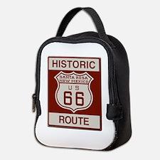 Santa Rosa Route 66 Neoprene Lunch Bag