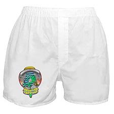 Abduction Survivor Boxer Shorts